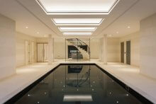 London Swimming Pool Design by Agua Caliente